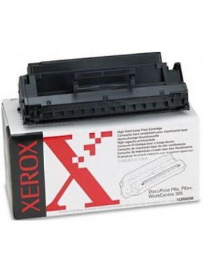 Заправка картриджа 113R00296 Xerox DocuPrint p8, Document Workcentre 385