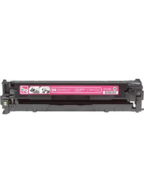 Картридж HP Color CB543A magenta (I категории)