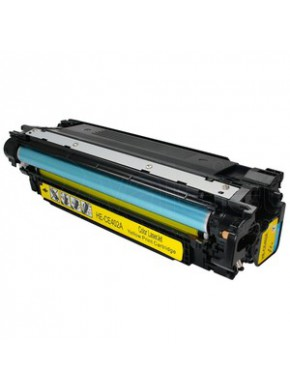 Картридж HP Color CE402A yellow (I категории)