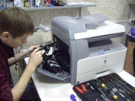 Ремонт принтеров в Вышгороде