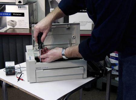 ремонт принтеров Вышгород